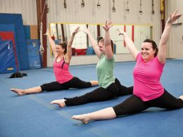 Възстановителна гимнастика - НЧ Съгласие 1890 - Каварна