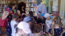 Посещение в библиотеката - Изображение 2