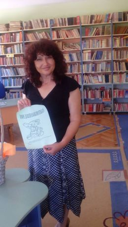 Посещение в библиотеката - Изображение 5