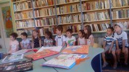 Посещение в библиотеката - Изображение 1