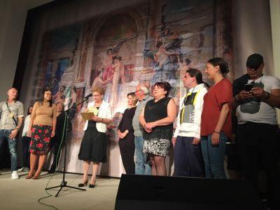 """Каварненски самодейци от Читалищен театър """"Проф. Гочо Гочев"""" с награда от фестивал - Изображение 1"""