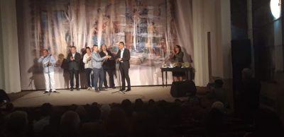 """Каварненски самодейци от Читалищен театър """"Проф. Гочо Гочев"""" с награда от фестивал - Изображение 3"""