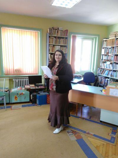 Открит урок в библиотеката - Изображение 1