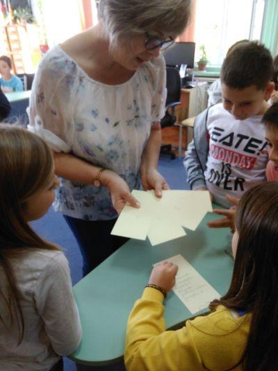 Открит урок в библиотеката - Изображение 2